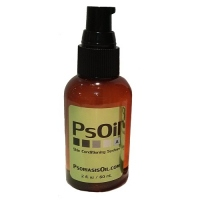 Psoriasis Oil Green Bottle (A)