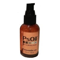 Psoriasis Oil Gold Bottle (C)