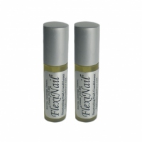 FlexiNail Fingernail Conditioner - 2 Vials (well over a 3 month supply)