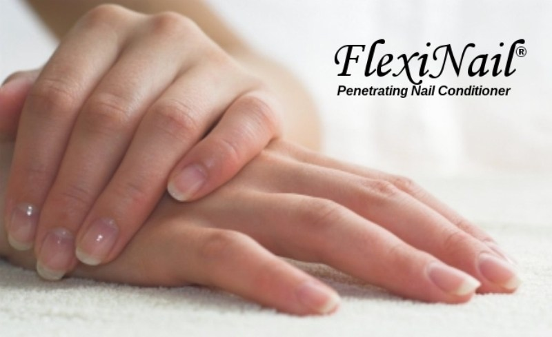 Flexinail for gorgeous fingernails